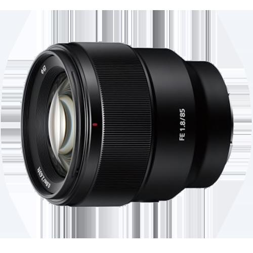 Image of Sony E-Mount Prime 85mm F1.8 Lens