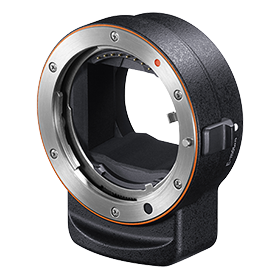 Image of Sony lens adapter