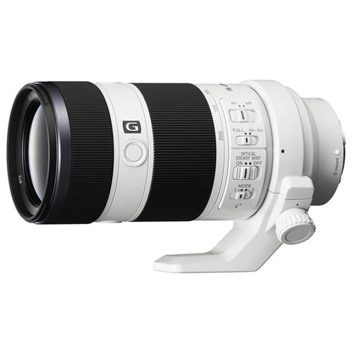 Image of Sony G-Master 70-200 telephoto lens