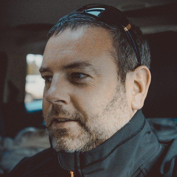 Profile image of photographer Glenn Waddell