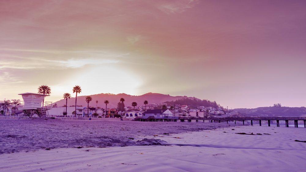 California Dreaming 2×1