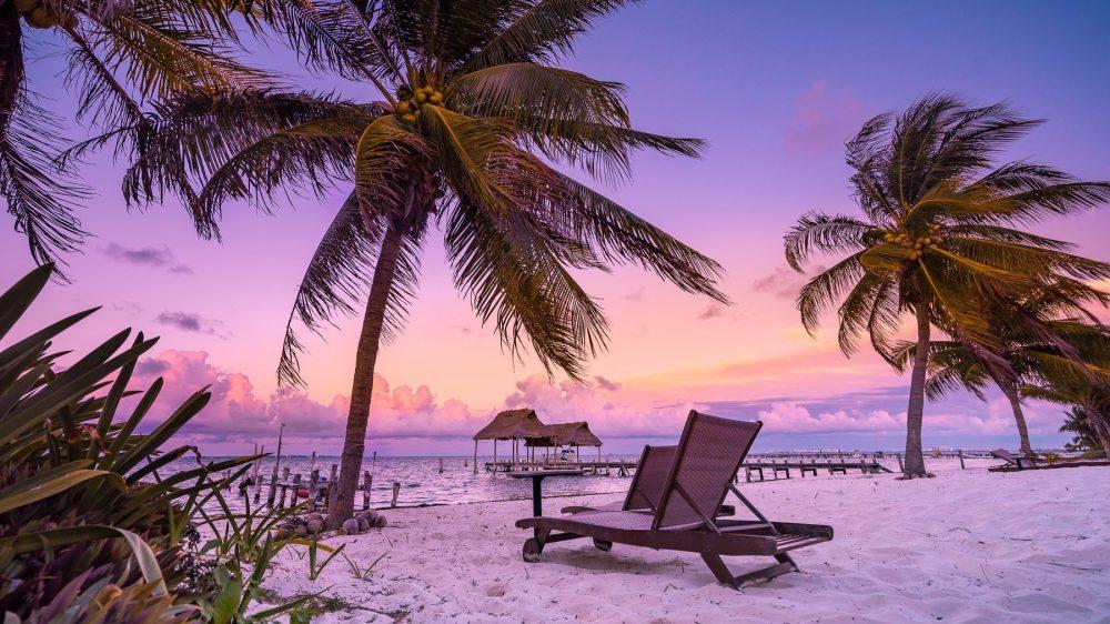 Mayambe Beach Sunset